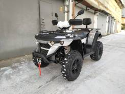 Linhai-Yamaha 500, 2020