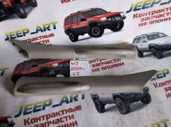 Накладки на стойки Jeep Grand Cherokee WJ/WG