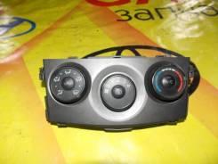 Блок управления климат-контролем. Toyota Corolla Axio, NDE140, NZE140, NZE141, NZE144 1NDTV, 1NZFE, 2NZFE