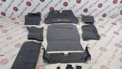 Обшивка багажника. BMW 7-Series, E38
