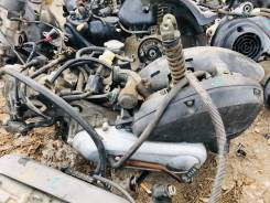 Двигатель на мопед Honda Dio AF56/Scoopy AF55E только что с Японии