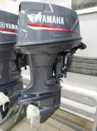 Лодочный мотор Yamaha 40VEOS ПЛМ Ямаха 40 лс (3 цилиндра, впрыск масла)