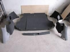 Обшивка багажника. Subaru Forester, SG5, SG6, SG69, SG9, SG9L Двигатели: EJ20, EJ201, EJ204, EJ205, EJ25, EJ251, EJ253, EJ255, EJ202, EJ203, EJ20A, EJ...
