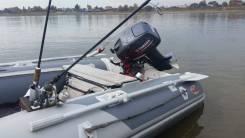 Продается лодка с мотором
