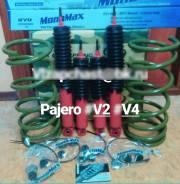 Пружина кабины. Mitsubishi: Pajero, 1/2T Truck, Nativa, Montero Sport, Montero, Pajero Sport 4D56, 4G54, 4G64, 4M40, 6G72, 6G74