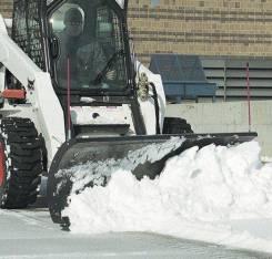 Отвал снегоуборочный Bobcat