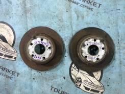 Диски тормозные задние Toyota RAV4 aca31