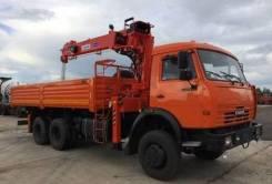 КамАЗ 53228 с кму, 2020