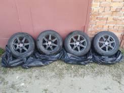 """Комплект колес R15. 6.0x15"""" 5x114.30 ET55 ЦО 64,1мм."""