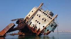 Компания приобретает режет морские суда на металлолом