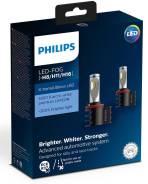 Светодиодные лампы для туманок Philips H8/H11/H16 6000K (2 шт. )