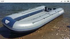 Лодка ПВХ Флагман 380.