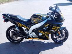 Yamaha YZF 600R, 2004