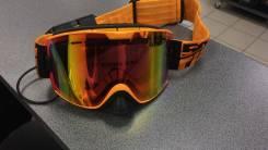 Очки для снегохода с автономным подогревом аккумулятором на ремне 509