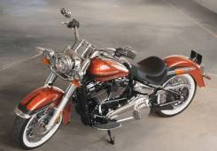 Harley-Davidson Softail Deluxe, 2019