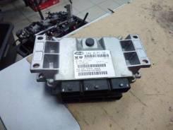 Блок управления ДВС Peugeot, Citroen RFN 2.0