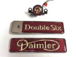 Эмблема крышки багажника Daimler Double Six Jaguar XJ12 X300