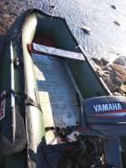 Лодка с мотором Ямаха 25