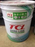 TCL. 0W-20, синтетическое