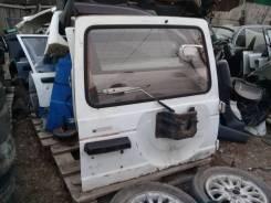 Продам дверь багажника на MMC Pajero