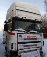 Scania 4-series Кабина в разбор