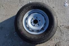 Запасное колесо на Chevrolet Tahoe GMT400