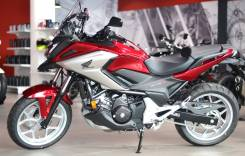 Honda NC 750X. 745куб. см., исправен, птс, без пробега