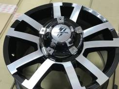 Диски литые Fondmetal 7700 Black R17*J8 5*150 ET34 (4шт)