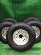 """Колеса Bridgestone Blizzak DM-Z3 на литье Campeao Do Mundo -25/8R16. 8.0x16"""" 6x139.70 ET-25"""