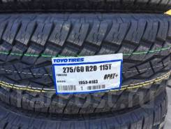 Toyo Open Country A/T+, 275/60R20 115T Made in Japan!