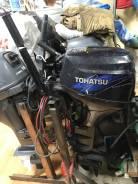 Лодочный мотор Tohatsu 9.8 4x тактный 2008г без пробега.