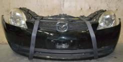 Передняя часть автомобиля. Mazda Demio, DY3W, DY5W