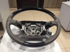 Руль. Toyota Land Cruiser Prado, GRJ120, GRJ120W, GRJ121, GRJ121W, KDJ120, KDJ120W, KDJ121, KDJ121W, KDJ125, KDJ125W, RZJ120, RZJ120W, RZJ125, RZJ125W...