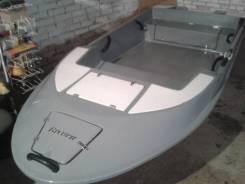 Продам пластиковую лодку Favorit 350