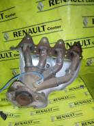 Коллектор выпускной Renault 1.6 16V K4M 8200543309