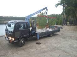 Услуги Манипулятора-эвакуатора 5 тонн в Мельниково