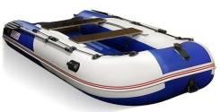 Лодка ПВХ Стелс 335 АЭРО. 2020 год, длина 3,35м., двигатель без двигателя, 15,00л.с. Под заказ