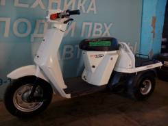 Honda Gyro Up, 2006