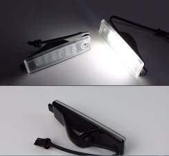 Штатная LED подсветка номера Lexus RX300 98-03 г. Очень Яркие