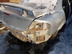 Задняя часть автомобиля Газ Волга Сайбер 2010 г. в.