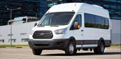 Ford Transit Shuttle Bus. 2,2L TDi 136HP M6, 22 места, В кредит, лизинг