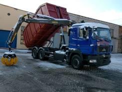 Продам Ломовоз МАЗ 6312С9-8525-012 с Гидроманипулятором VM10L74