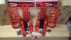 Лифт-комплект. Toyota Hilux Surf, GRN215W, KDN215W, RZN210W, RZN215W, TRN210W, TRN215W, VZN210W, VZN215W, GRN215, KDN215, RZN215, TRN215, VZN215 Toyot...