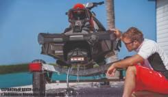 Ремонт и техническое обслуживание гидроциклов и катеров Sea-Doo