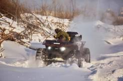 ФанТом-1500. Снегоболотоход ФанТом 1500, 1 500куб. см., 1 000кг., 850кг.