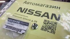 Гайка выпускного коллектора на Nissan 14094-JD00A ОРИГ