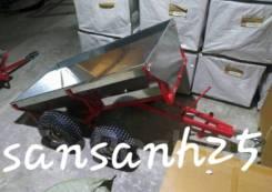 Продам прицеп с откидным кузовом для квадроцикла SB Trailer