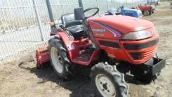 Yanmar. Цена июля - трактор KE50 с фрезой - из Японии, 15 л.с.