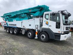 Daewoo Novus. Автобетононасос Everdigm 56CX (19 тонн), 56,00м. Под заказ