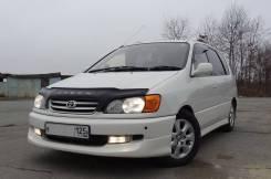 Комплект обвесов Аэродинамических Toyota Ipsum 10 15